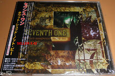 THE SEVENTH ONE cd JAPAN What Should Not Be + bonus track SCATTERING