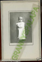Antique Photo, Independence, Iowa, Cute Baby Standing in Chair, MEYER Family
