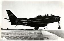 Postcard 996 - Aircraft/Aviation Real Photo North American FJ-2 Fury
