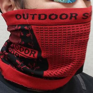 Multi Neck Warmer Sports Gaiter Mask Scarf Ski Snowboard Cycle Outdoor Headwear