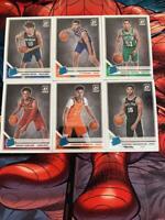 PANINI DONRUSS OPTIC NBA RATED ROOKIES LOT inc JAXSON HAYES PELICANS