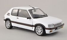 MINICHAMPS 1/43 PEUGEOT 205 GTI WHITE BRAND NEW IN A BOX