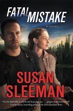 White Knights: Fatal Mistake : A Novel 1 by Susan Sleeman (2017, Paperback)