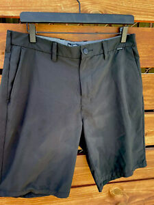 Hurley Phantom Black Walking/ Boardshorts *Size 31