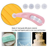 Embossing Pastry Tool Baking Mould Cake Roller Fondant Mold Biscuit Cutter