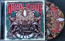 V.V.A.A. / OBSCENE EXTREME - CD (2014) supermetalcompilation !!!!!!!!!!