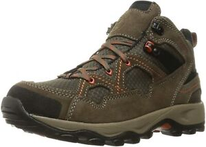 Mens Red Wing Irish Setter Afton Steel Toe Suede Hiking Boots 9.5 EE Brown 83410