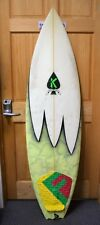 "*Matt Kechele Formula 4 5'11"" x 19"" x 1.5"" 4 Fin Surfboard Nj Local Pick Up Only"