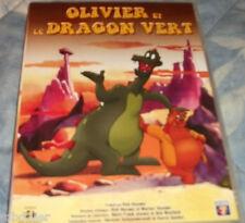 Olivier et le dragon vert    DVD