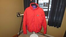 Woolrich 3-1 Jacket, Removable Fleece Vest, Red, Mens M - EXCELLENT CONDITION