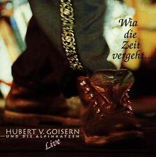 """HUBERT VON GOISERN """"WIA DIE ZEIT VERGEHT-LIVE"""" 2 CD NEU"""