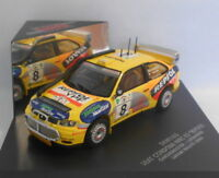 Skid 1/43 Scale Diecast Model SKM163 SEAT CORDOBA WRC E2 'RESPOL' GARDEMEISTER