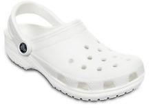 Crocs - Classic - White Clogs (UNISEX)