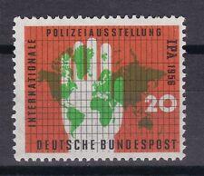 Postfrische Briefmarken aus der BRD (1955-1959) mit Arbeitswelt-Branchen-Motiv