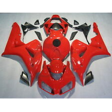INJECTION ABS Painted Red Fairing Kit Fit For Honda CBR1000RR CBR 1000 RR 06 07