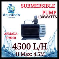 ARMADA SP-9000 INTERNAL POND AQUARIUM WATER PUMP 4500L/H MARINE FOUNTAIN FISH