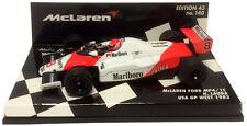 Minichamps McLaren Ford MP4/1C US GP West 1983 Niki Lauda 1/43 (decals applied)