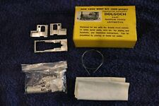 009 / H0e 4mm Narrow Gauge Gem Dolgoch loco kit - white metal