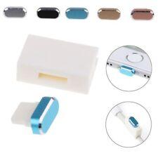 1PCS Earphone Jack & Charger Port Anti Dust Plug Cap for iPhone X 8 7 6S Plus UK