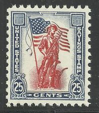 us savings stamp scott s7 - 25 cent issue of 1961 - mnh - #14