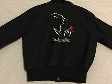 Disney Beauty and the Beast A New Musical On Broadway Black Wool Jacket XL