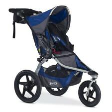 Bob Stroller Strides Revolution Flex in Blue With Parent Console Free Shipping!!