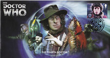 2013 Dr Who (Stamps) - Scott 4th Doctor Official (Unsigned)