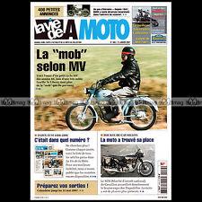 LA VIE DE LA MOTO LVM N°459 ★ Essai CYCLO MOPED MV AGUSTA LIBERTY TURISMO 1962 ★