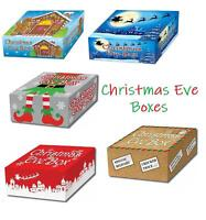 Christmas Eve Box Flat Packed Xmas Gift