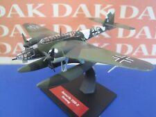 Die cast 1/144 Modellino Aereo Aircraft Seaplane Heinkel HE 115 B-2 Germany