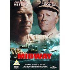 DVD LA BATTAGLIA DI MIDWAY con Charlton Heston ed Henry Fonda