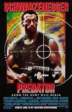 PREDATOR - CLASSIC MOVIE POSTER 24x36 - 51197
