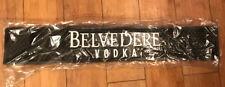 Belvedere Vodka Bar Mat Spill Mat Man Cave Decor Barware