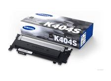 Samsung CLTK404S Black Toner Cartridge - 1 500 Pages