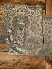 Pottery Barn Emma Medallion Pillow Covers NEW IN PACKAGE