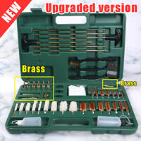 USA Universal Gun Cleaning Kit Rifle Shotgun Pistol Firearm Hunting for All Guns