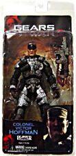 NECA Gears of War 2 Colonel Victor Hoffman Action Figure