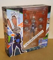 figure complex movie Zootopia JUDY HOPPS Action Figure