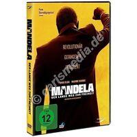 DVD: MANDELA - Der lange Weg zur Freiheit - Vom Revolutionär zum Präsident °CM°