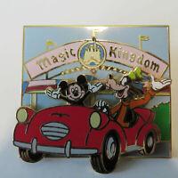 Disney Walt Disney World Magic Kingdom Pin