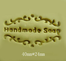 Handmade Soap Stamp Soap chapter For Handmade Soap Candle Candy Fimo