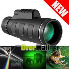 40X60 Zoom Binoculars with Night Vision BAK4 Prism High Power Waterproof