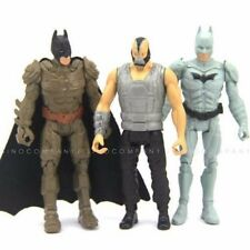 Gift 3pcs Toys DC Comics Batman bane 3.75'' Action Figure the dark knight Rises