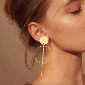 OHRCLIPS CREOLEN Ohrringe Clips rund gold silber ohne Ohrloch beschichtet | NEU