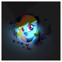 3D Deco My Little Pony-Rainbow Dash Wall Night Light