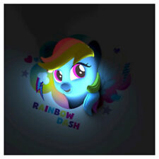 3D Deco My Little Pony-Rainbow Dash Wall Night Light