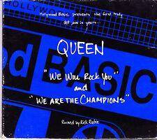 Queen-We Will Rock You cd maxi single digipack