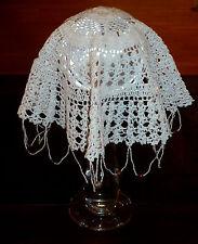 Large Crystal Ball protection cloth Crystal  Chakra Beaded Altar centrepiece