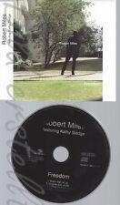 CD--ROBERT MILES--FREEDOM