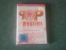 Uncut DVD  POP HYSTERIA  (2004)    Neu & OVP